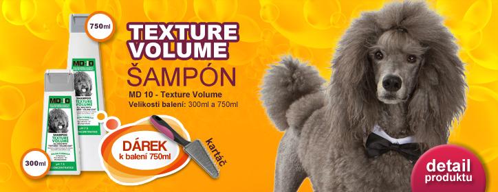 �amp�n White Texture volume